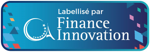 Logo Le Hub insurance - innovation